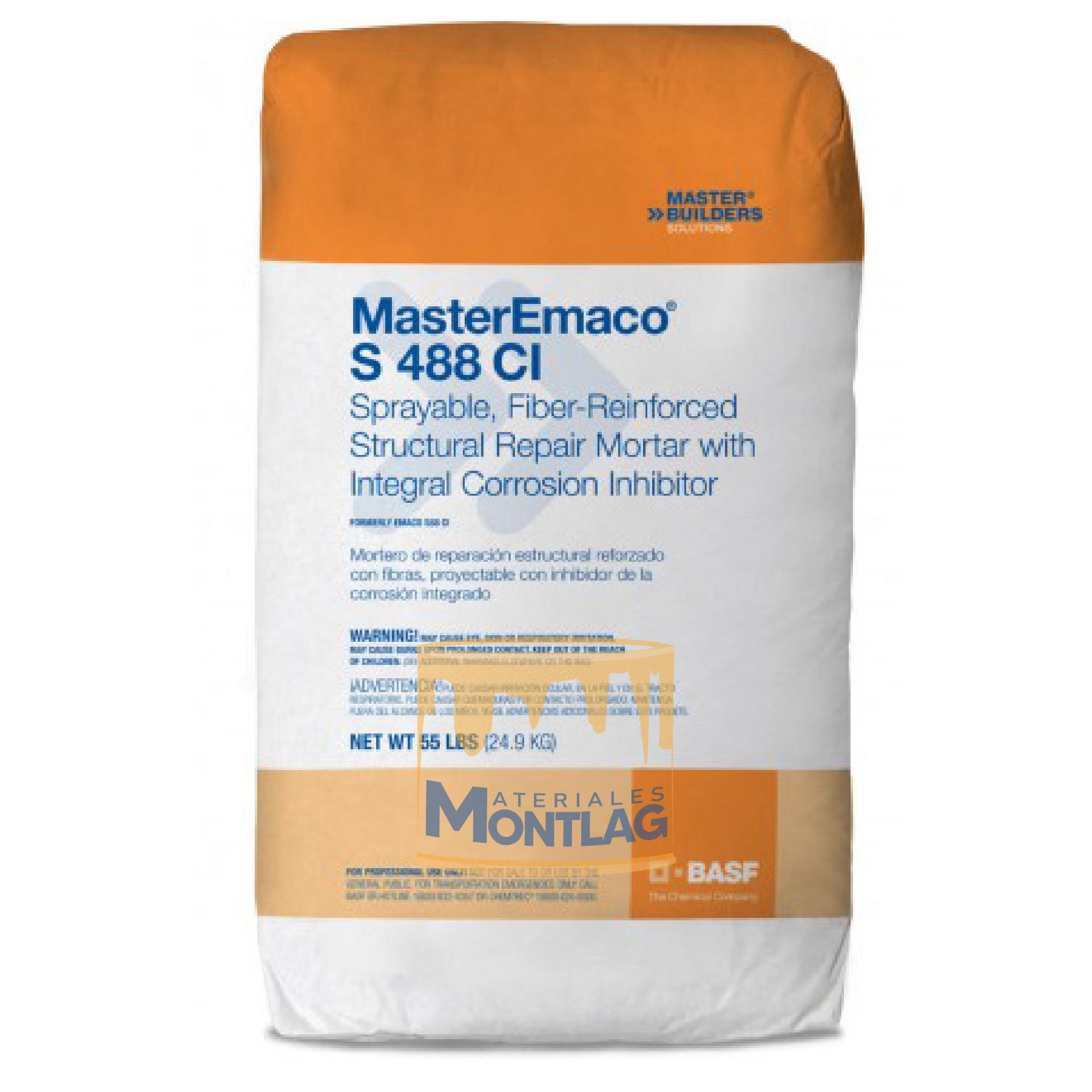 MasterEmaco S 488 CI