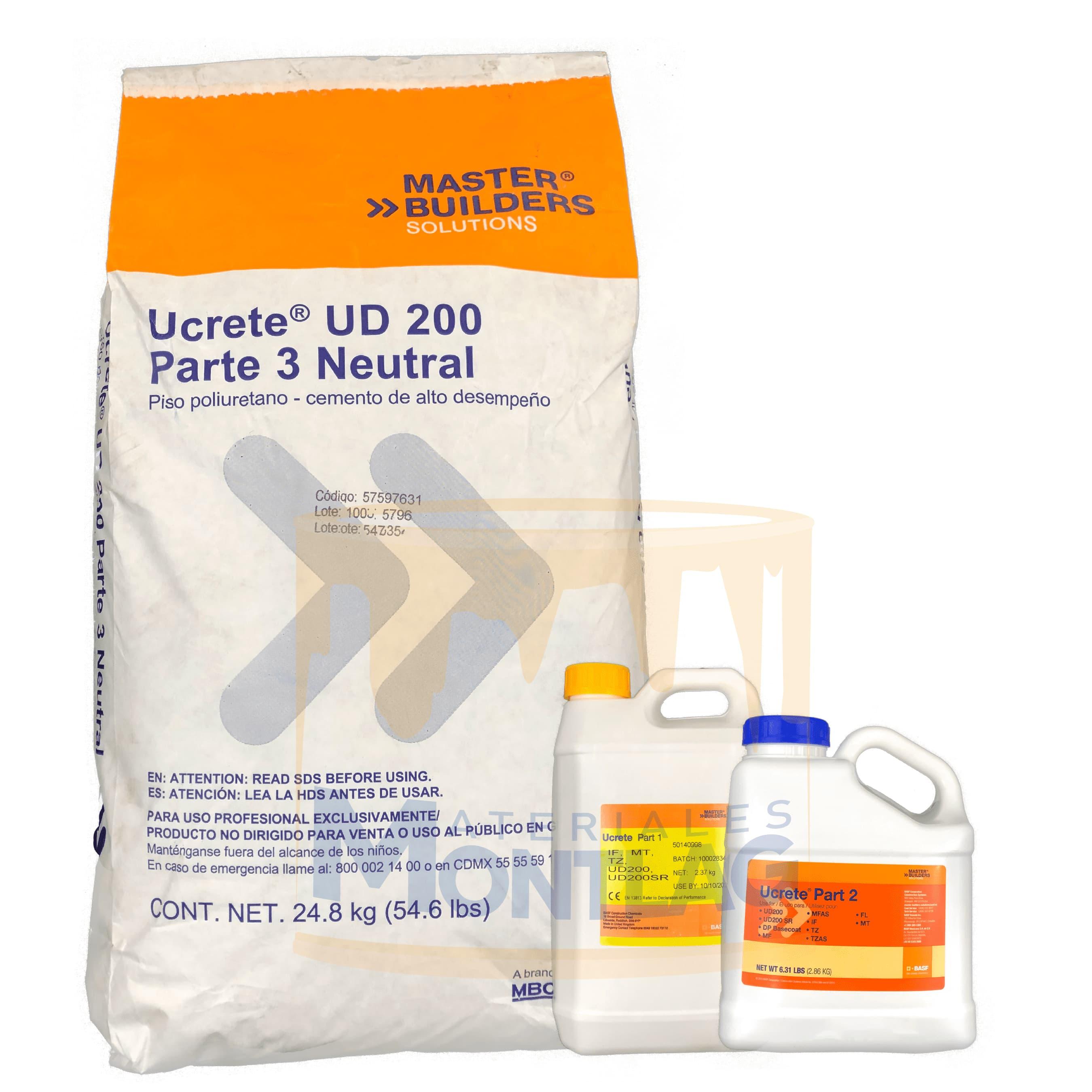Materiales Montlag - Ucrete UD 200