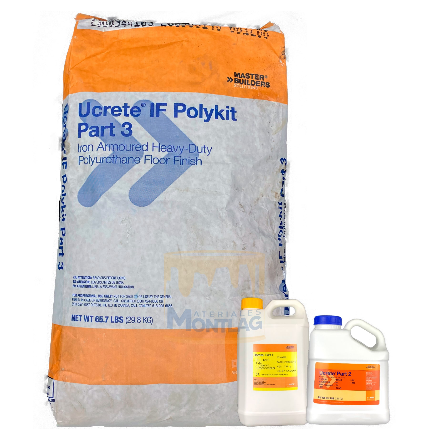 Materiales Montlag - Ucrete IF