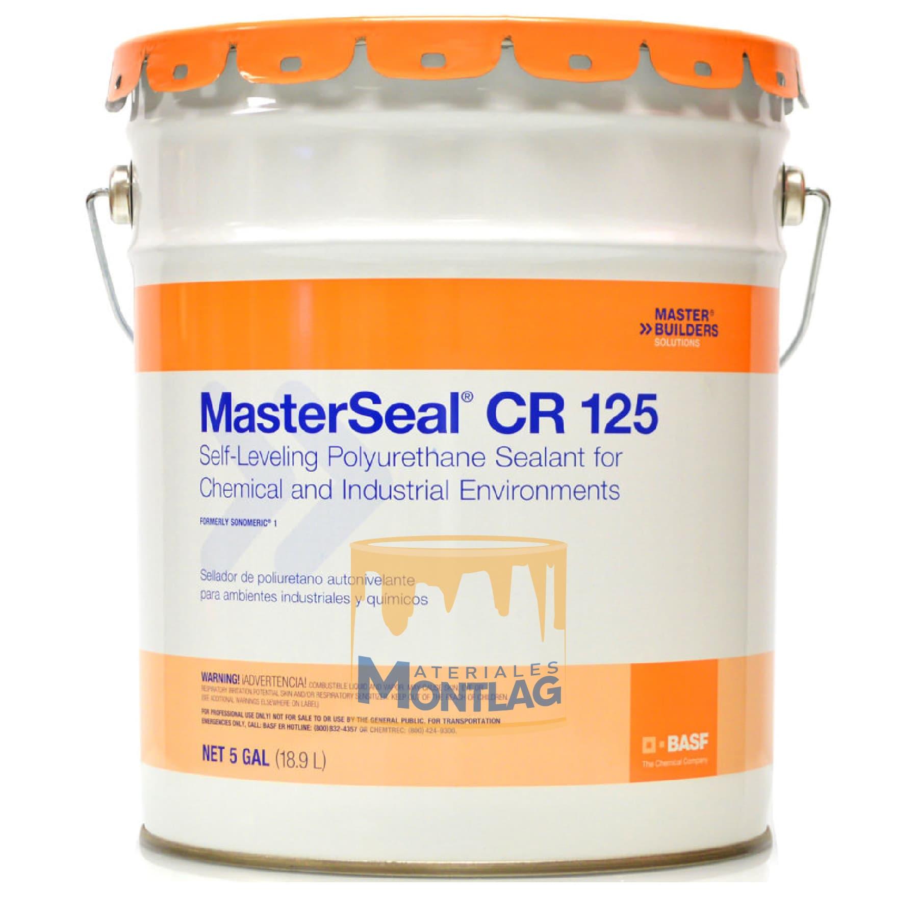MasterSeal CR 125 5 Gal.